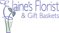 Elaine's Florist - Houston, Texas - Logo