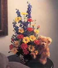 Teddy Bears' Picnic Gift Flowers