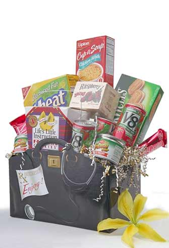 Loving Comfort Get Well Gift Basket